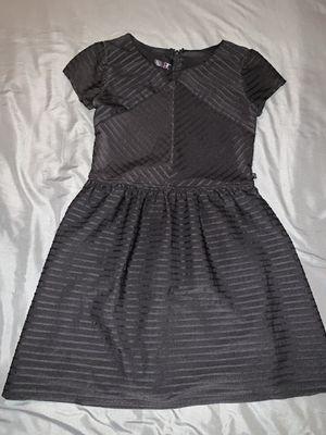 Girls black dress size 12 for Sale in San Bernardino, CA
