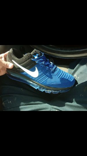 2017 nike airmax training running shoes for Sale in San Diego, CA