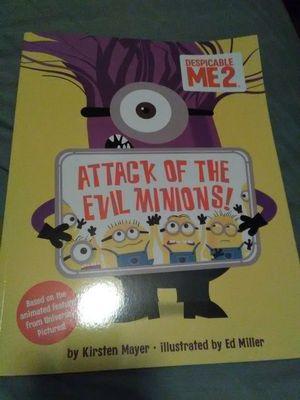 Huge minion book for Sale in Norfolk, VA
