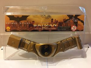 Batman Belt for Sale in Watertown, MA