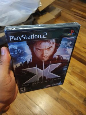 Ps2 X-men official game new for Sale in Modesto, CA