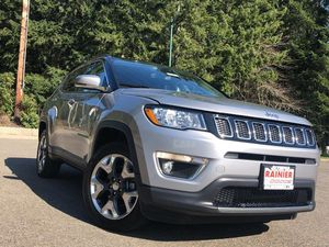 2019 Jeep Compass for Sale in Olympia, WA