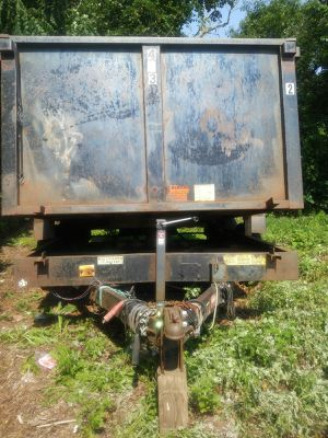 2007 Ez Dump trailer for Sale in Roosevelt, NY