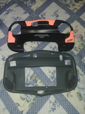 Nintendo wii u gamepad armor covers (2) for Sale in Chattanooga, TN