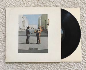 """Pink Floyd """"Wish You Were Here"""" vinyl lp 1975 Columbia Records original 1st press -1 matrix for Sale in Placerville, CA"""