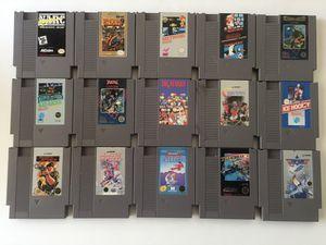 Nintendo NES Games for Sale in Newport Beach, CA