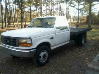 1997 f350 flatbed for Sale in Doyline,  LA