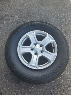 2020 Jeep Wrangler NEW tires/wheels for Sale in Pompano Beach,  FL