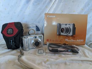 Canon PowerShot A630 Digital Camera for Sale in Madison, NC
