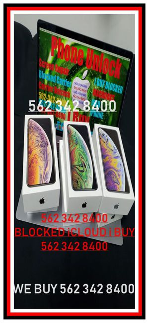 Locked iPhone 8 Blacklist for Sale in Los Angeles, CA