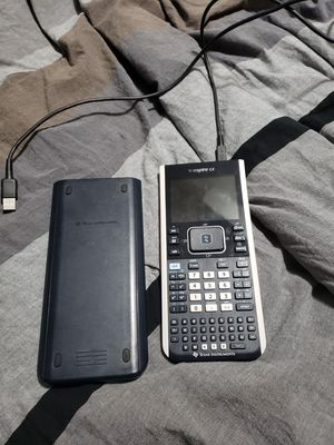 TI-nspire CX-Handheld Calculator for Sale in Deerfield Beach, FL
