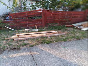 Free wood for Sale in Seattle, WA
