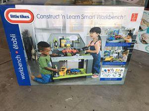 Little Tikes Construct and Learn Workbench New for Sale in Chandler, AZ