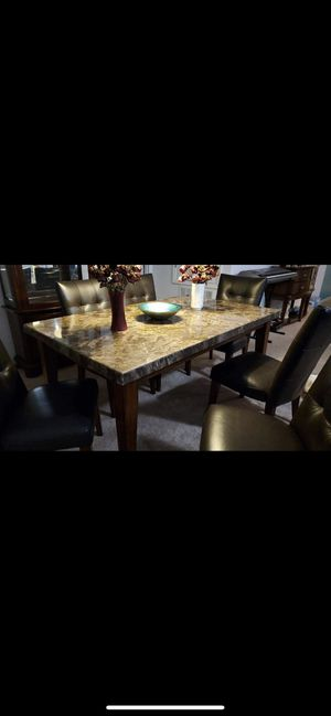 Marble Dining Room table for Sale in BVL, FL