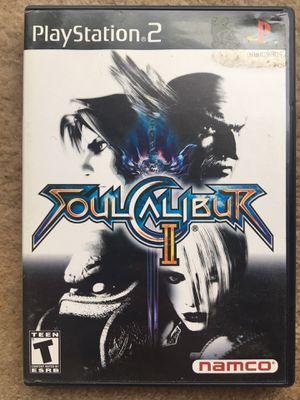 Soul Calibur II (PS2) for Sale in Fairfax, VA