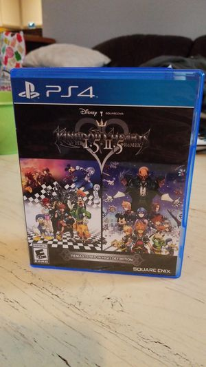 Kingdom Hearts 1.5 & 2.5 PS4 for Sale in Denver, CO