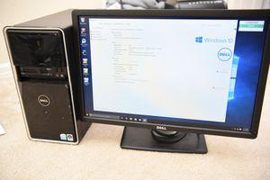 Dell Inspiron desktop computer windows 10 for Sale in Vero Beach, FL