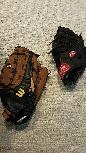 Softball Gloves for Sale in Mechanicsville, MD