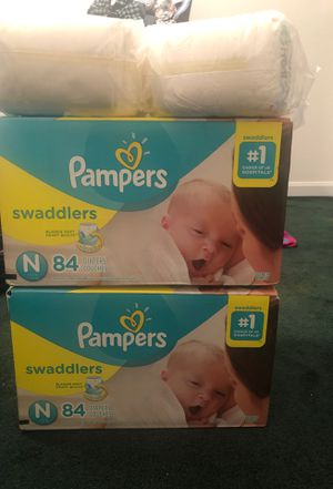 Newborn diapers for Sale in Dumfries, VA