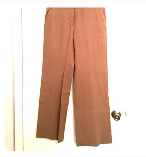 BCBG Maxazria tan dress pants size 6 for Sale in Nashville, TN