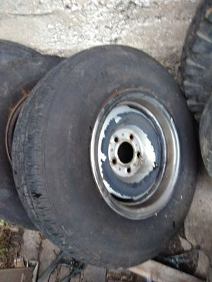 Chevy 1500 steel truck wheels for Sale in St. Louis, MO