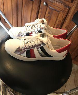 Michael Kors Ladies Sneakers size 7 for Sale in Harker Heights, TX