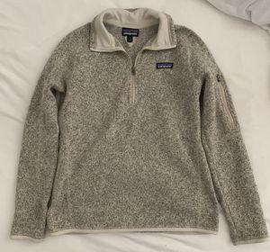 Patagonia Women's Better Sweater 1/4-Zip Fleece for Sale in Riverside, CA