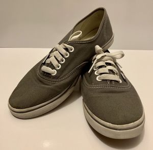 Grey Vans for Sale in Baltimore, MD