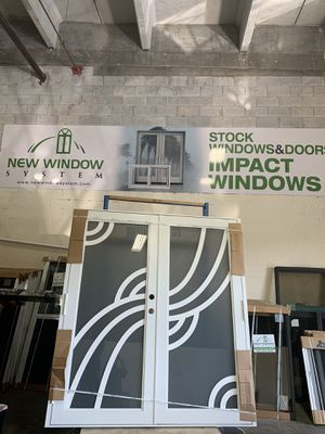 Impact windows and doors in stock for Sale in Medley, FL