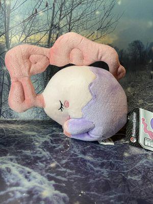 """Rare Pokemon Center Musharna 6.5"""" Plush poke doll for Sale in Bellflower, CA"""