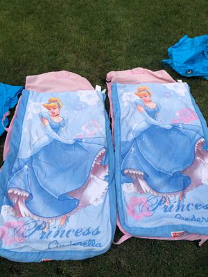 Sleeping bags - $10 both for Sale in Hauppauge, NY