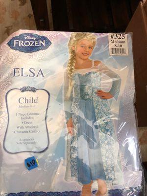 Elsa costume for Sale in Corona, CA
