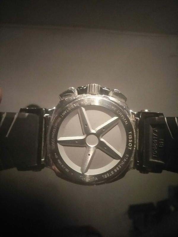 Tissot t race man's watch