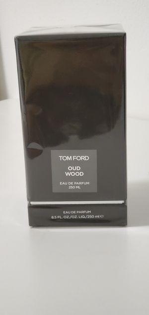 Tom Ford Oud Wood 8.4 oz Eau de Parfum Decanter Cologne Fragance for Sale in Redmond, WA