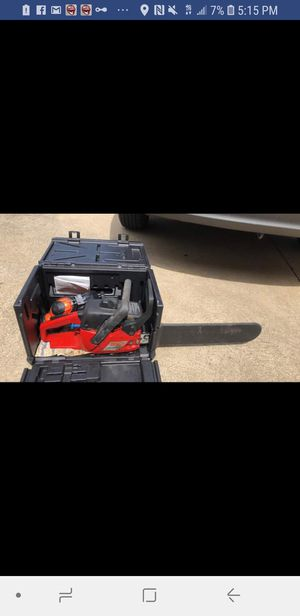 Craftsman chainsaw for Sale in Northfield, OH