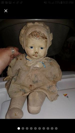Very cute antique doll for Sale in North Chesterfield, VA