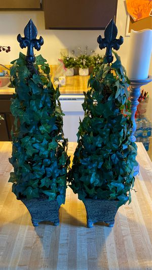 Two 24in House plants for Sale in Bakersfield, CA