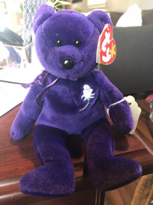 Princess Diana TY Beanie Baby for Sale in Nashville, TN