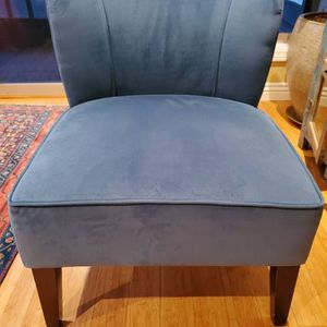 Nice Blue Chair Excellent Condition ☝️the First Person Give $160 Right Now for Sale in Santa Ana, CA