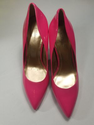 bcbgeneration Womens Size 8.5 Hot Pink Heels for Sale in Atlanta, GA