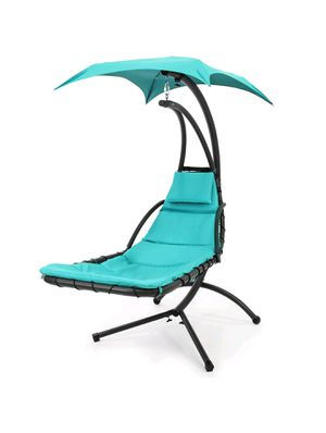 Hanging Chaise Lounge Canopy Chair for Sale in Fresno, CA