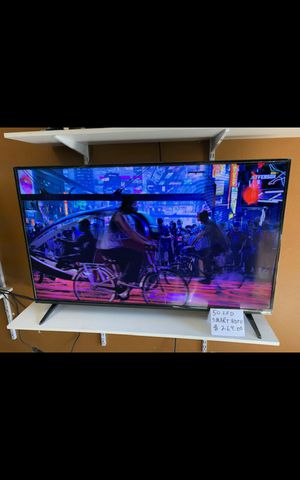 50 vizio led smart 4k HDTV like new in box comes with 6 month warranty Ask us about our different $$$$$$$ options for Sale in Phoenix, AZ