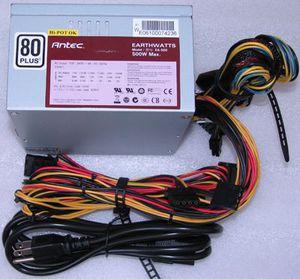 Power supply 500 Watts PSU for PC computer desktop runs great LOOK for Sale in Bellflower, CA