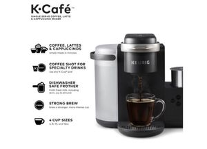 keurig k-cafe coffee maker for Sale in North Las Vegas, NV