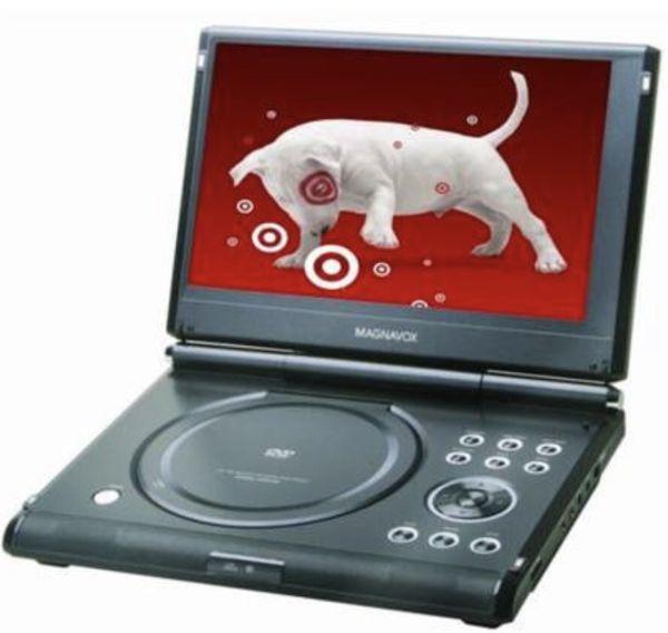 "Magnavox 10"" Portable DVD Player"