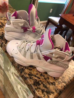 Jordan 6 rings brand new size 5 for Sale in Tampa, FL