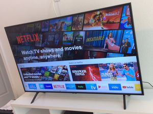 55 INCHES SAMSUNG 4K UHD HDR SMART TV for Sale in Los Angeles, CA