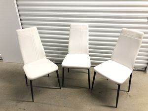 Dining Chair(s) x 3 for Sale in Atlanta, GA