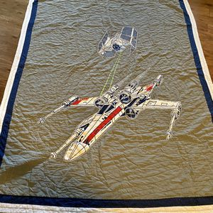 Pottery Barn Star Wars Quilt And More for Sale in Zephyrhills, FL