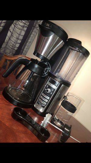 Ninja Coffee Maker for Sale in Fairfax, VA